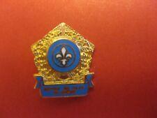 INSTITUT DE POLICE DU QUÉBEC PIN  BACK  NEW