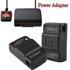 Universal 100-245V AC Adapter Power Supply PSU 3 Pin UK Plug for Nintendo N64