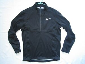 NIKE Storm Proof Pullover Windbreaker Jacket WindShirt Golf Cycling Athletic M