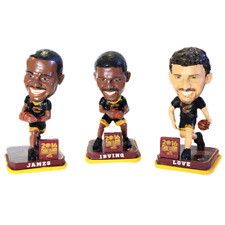 NBA Cleveland Cavaliers set of 3 mini bobblehead Featuring James, Irving, Love