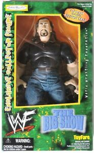 ESAR3678 WWF THE BIG SHOW Toyfare Exclusive Collector Figure JAKKS Pacific, 1999