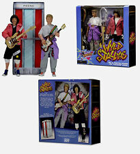 2016 NECA REEL TOYS BILL & TED'S EXCELLENT ADVENTURE WYLD STALLYNS FIGURE SET