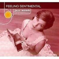 JAZZ MOODS: Feeling Sentimental: CD NEW DIGIPAK