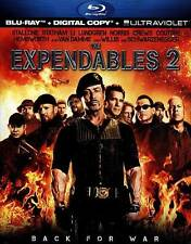 The Expendables 2 [Blu-ray + Digital Copy + UltraViolet] DVD, Bruce Willis, Arno