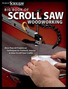 Big Book of Scroll Saw Woodworking (HB509)