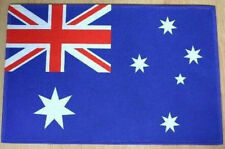 Schmutzfangmatte 70cm Türmatte Fußmatte Schmutzmatte Flagge Fahne Australien