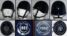 F  NEUF et COMPLET: Casque F1 bleu gendarmerie DUNOIS 1985 ou DUNOIS GALLET 1992