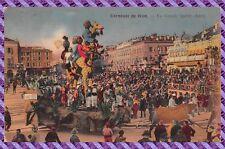 Carnaval de Nice - La Girafe