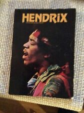 JIMI HENDRIX Biography 1978 book by Chris Welch EXPERIENCE Guitar Photos