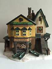 Dept 56 Dickens Village Series 1996 #5753-4 The Grapes Inn