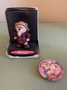 Bad Taste Bears - Stumpy, One of The Seven Pervs, plus badge.