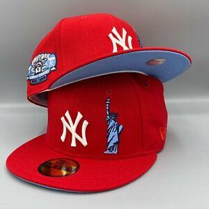 Las Mejores Ofertas En New York Yankees 8 Tamaño Mlb Fan Gorra Sombreros Ebay