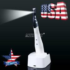 Dental LED Wireless Endodontic Endo Motor 16:1 Contra Angle Treatment