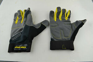 Firm Grip Gloves General Purpose Yellow  Size XXL Extra Extra Large