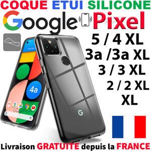 COQUE POUR GOOGLE PIXEL 5 4a 5G 4 XL 3a 2 XL ETUI HOUSSE PROTECTION ANTICHOC