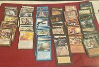 Magic the Gathering Alliances 1996 Mixed Lot of 52 Cards MTG