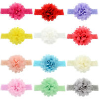 Multi-colours Toddler Baby Kids Floral Headband Hairband Headwear Accessories