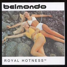 Belmondo Signed CD Album Cover Autographed