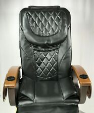 Pedicure chair Massage Seat Cover Cushion Upholstery Salon Spa Type C