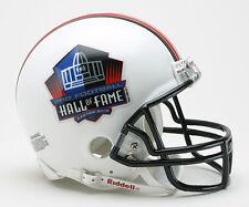 HALL of FAME NFL Authentic Riddell VSR-4 ProLine Mini Football Helmet