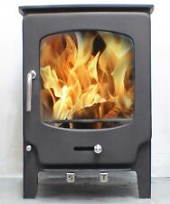 Saltfire ST-X4 Vision Wood burning Stove 4 KW Defra approved
