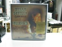 Willy & Mink Deville 2LP Europe Collected 2020 Limitée Transparent Vert Vinyle
