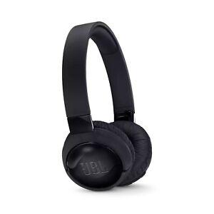 JBL T600BTNC Noise Cancelling, On-Ear, Wireless Bluetooth Headphone, Black