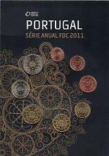 SERIE EURO FLEUR DE COIN (FDC) - PORTUGAL 2011