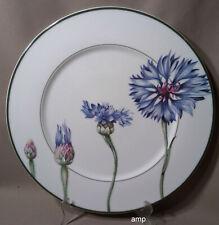 "Villeroy & Boch Flora Charger Service Plate Cornflower 12 1/8"" PERFECT!"