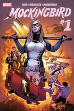 MOCKINGBIRD #1 (2016) 1ST PRINTING BAGGED & BOARDED MARVEL COMICS