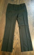 NWT MAGASCHONI BLACK SUMMER COTTON LIGHTWEIGHT PANTS TROUSERS SAKS - 10