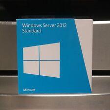 Microsoft Windows Server Standard 2012 (Retail) (5 CAL/s) - Full Version for Win
