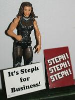 WWE Stephanie McMahon Mattel Elite Wrestling Action Figure Series 37