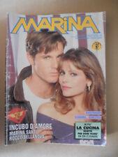 MARINA 378 1992  Rivista di Fotoromanzo edizioni LANCIO [G781]