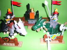 Lego Duplo Ritterburg 7846 Drachen-Turnier,Ritter,Drachen,Komplett