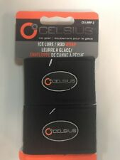 Celsius Ice Lure/Rod Wraps Fishing Tackle Storage Bag, New
