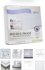 Bed Bug Proof Box Spring Encasement/ Full Bed