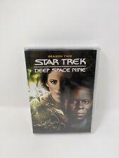 Star Trek: Deep Space Nine 9 :  Season 2 Two Second 2nd DVD Box Set - NEW 1994
