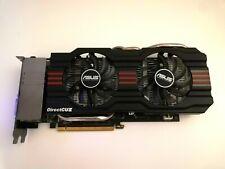 ASUS GTX 660 Ti DirectCU II 2048 MB GTX660 TI-DC2O-2GD5 Graphics Card NVIDIA