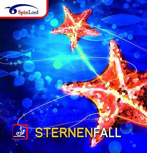 SPINLORD STERNENFALL LONG PIMPLE TABLE TENNIS RUBBER OFFICIAL UK