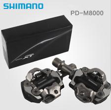 Shimano XT PD-M8000 PD-M8020 SPD Mountain Bike Clipless Pedal+SH-51 Cleats
