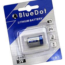 NEW CR2 CR-2 Lithium Battery Batteries For Photo equipment USA SELLER 750mAh