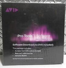 Avid Pro Tools software de suscripción anual 9935-65903-00