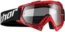Thor Enemy Youth Goggles Tread Red MX Motocross Off-Road Enduro Quad MTB SKI