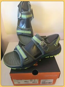 NIB MERRELL Men's Choprock Strap River Sandals Dusty Olive Size 13 J48795 $110