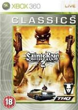 Saints Row 2 Classics game for Xbox 360 new and sealed
