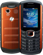 Samsung  Xcover GT-B2710 - Metallisch Orange (T-Mobile) Handy