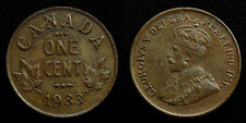 Canada - Cent 1933 George V
