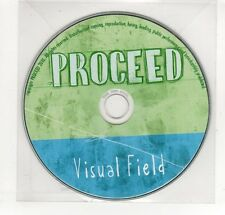 (GP402) Proceed, Visual Field - 2010 DJ CD