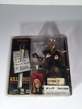2005 NECA Kill Bill Series 2 Elle Driver Collectible Figure Factory Sealed